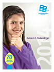 BB Education - Science & Technology - Catalog 2014